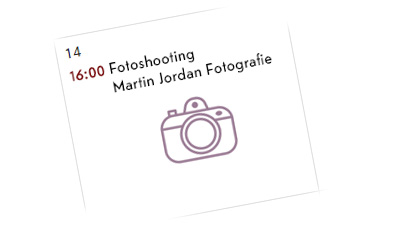 Fotoshooting buchen