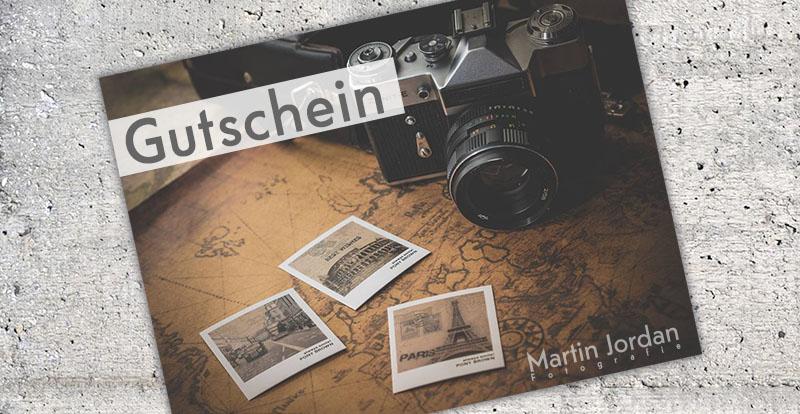 Fotoshooting Gutschein in Wien